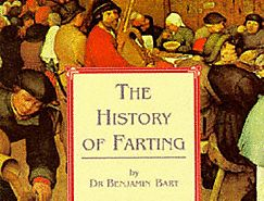 The History Of Farting: Free With Any Order