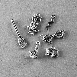 FREE Magic and Wizards Charm Set
